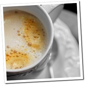 b&b la forge koffie